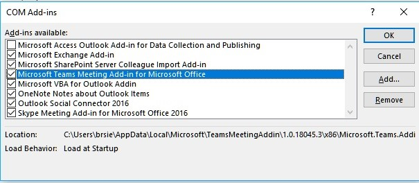outlook add ins 2
