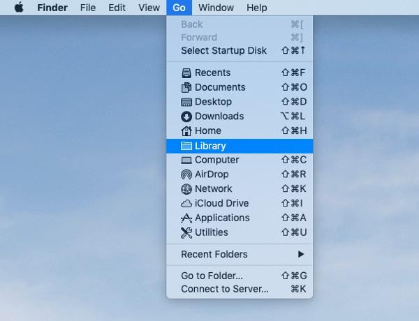 See hidden files on Mac