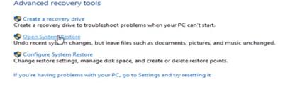 system restore image 2