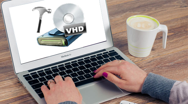 vhd file recovery using vhd recovery software