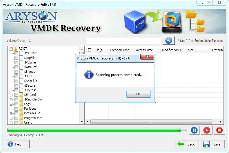 vmdk recovery tool 5