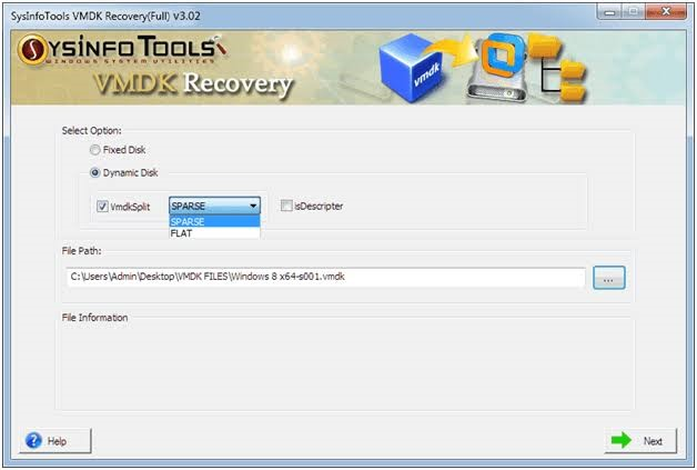 vmdk recovery tool 6
