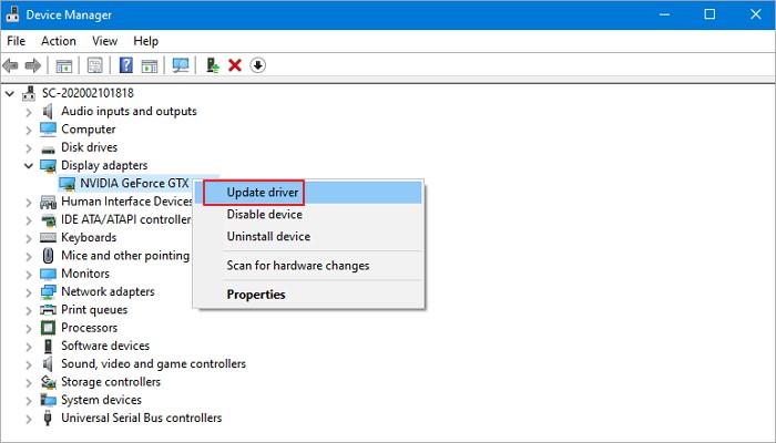 repair an auto restarting Windows PC