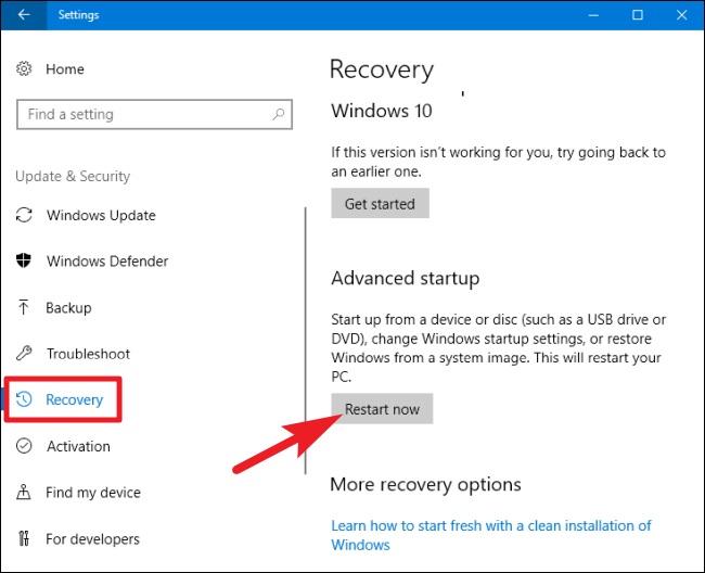 windows 10 automatic repair black screen 3