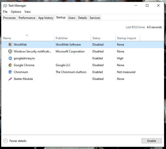 windows 10 black screen with cursor 10