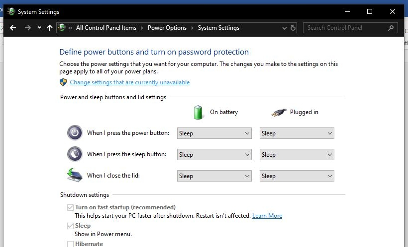 windows 10 black screen with cursor 3