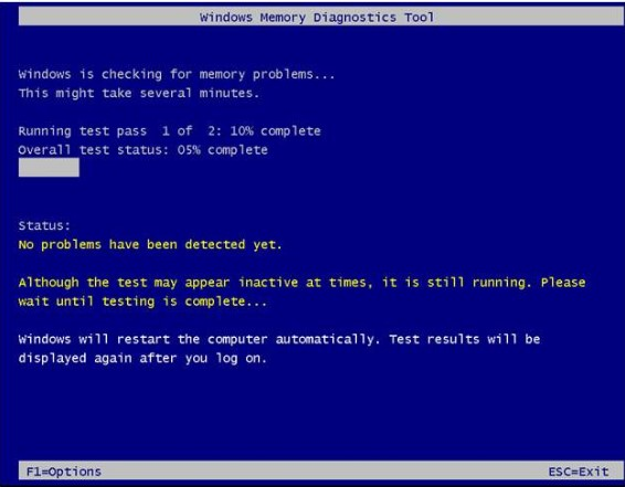 windows 10 blue screen memory management 3