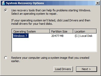 restore using windows old 8
