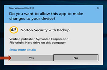 uninstall norton antivirus from pc
