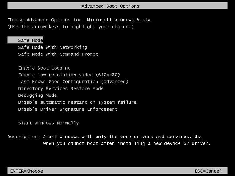 use windows 10 recovery drive 6