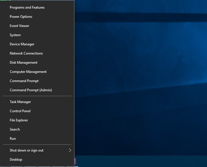 window 10 power user