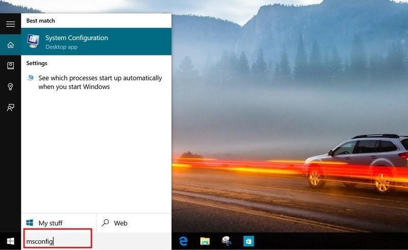 boot windows safe mode 2