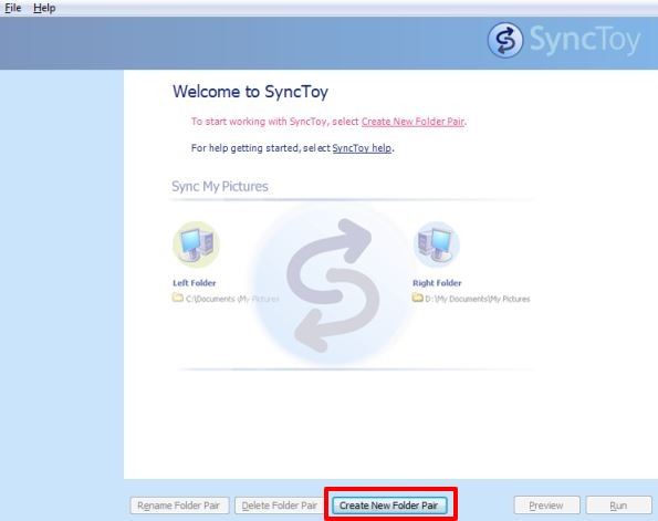 select-create-new-folder-pair