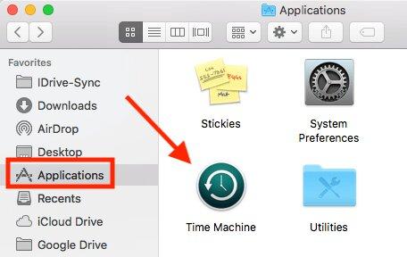 macos-application-time-machine