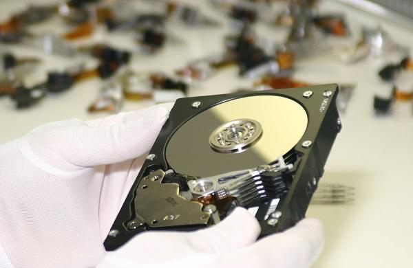 Handling Damaged Disk