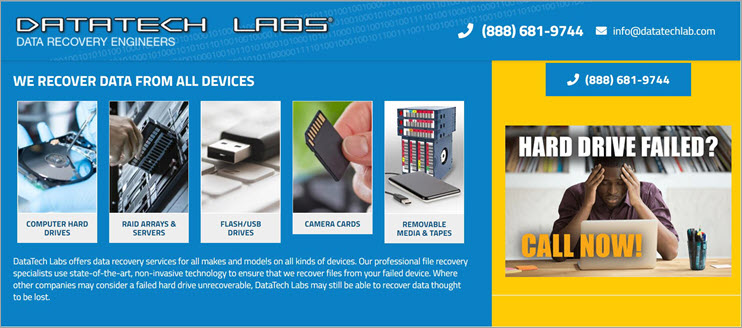 Data Tech Labs