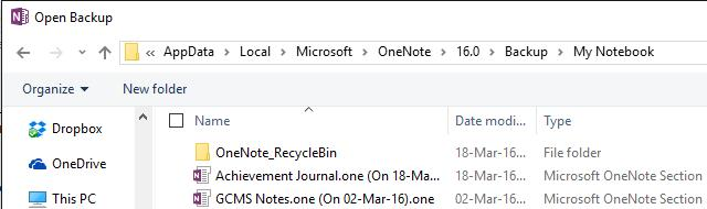 recover onenote from computer backup 2