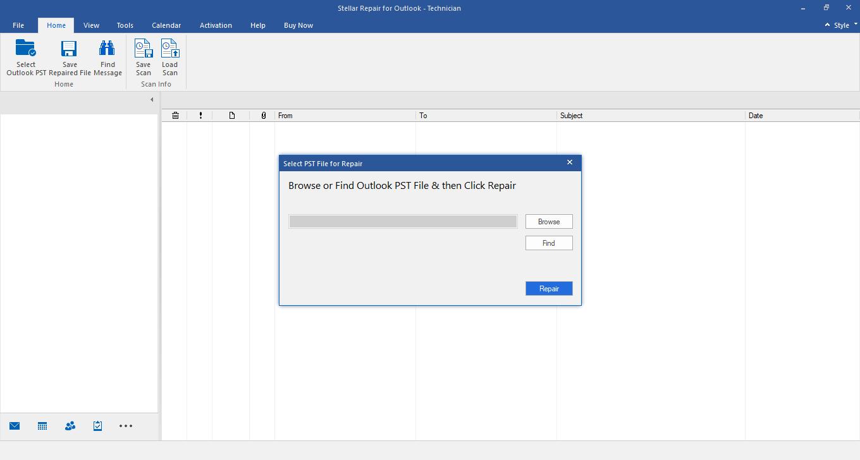 repair corrupt pst file toolkit