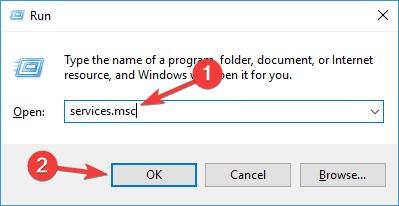 windows update service 1