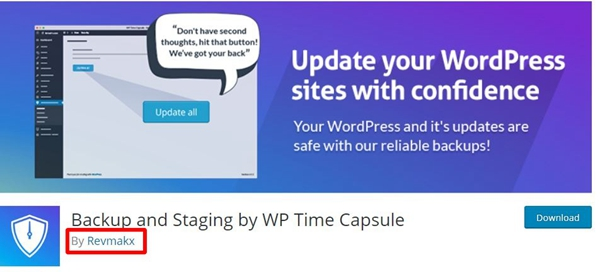 install-wp-time-capsule