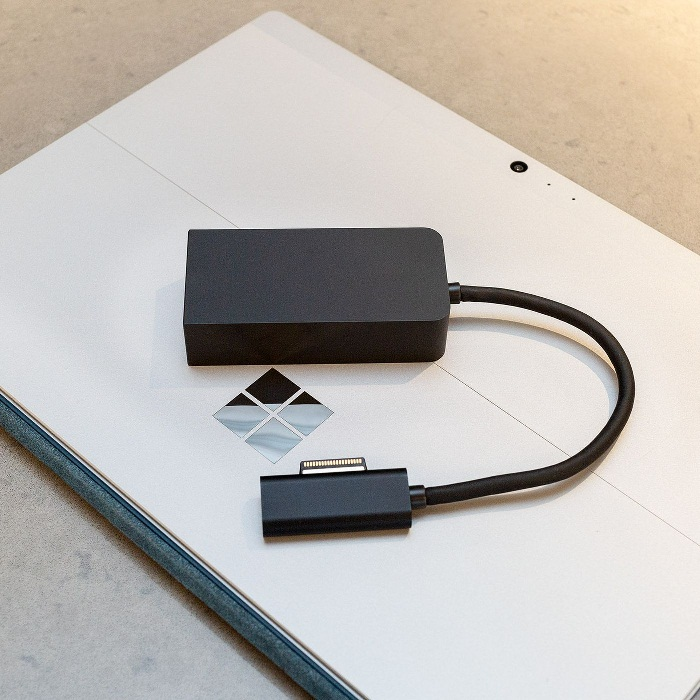 charger to charge surface device