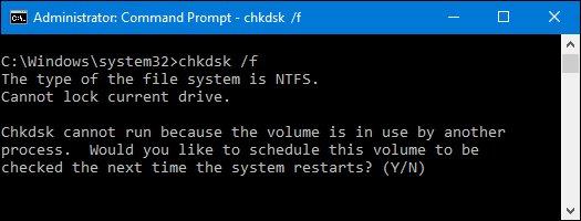 check-disk