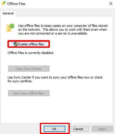 choose-enable-offline-files