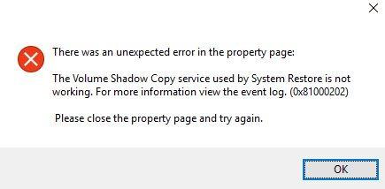 error-during-system-restore