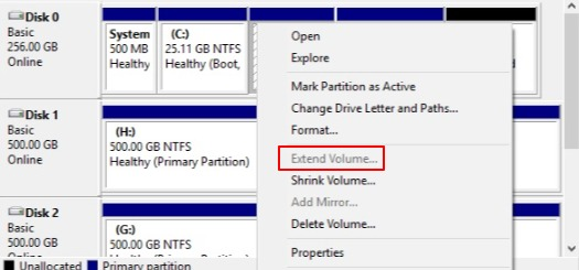 extend-volume-option-not-available