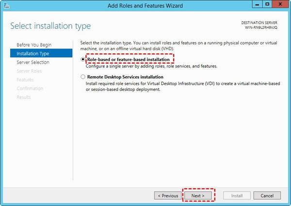 install-work-folder-in-server-2