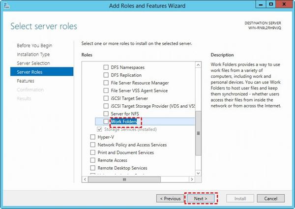 install-work-folder-in-server-4