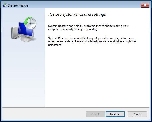 restore-windows-to-fix-windows-drive-locked-1