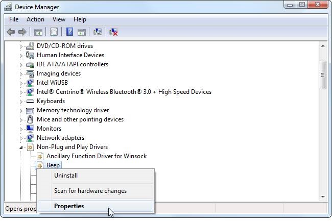 rollback updated device driver 2