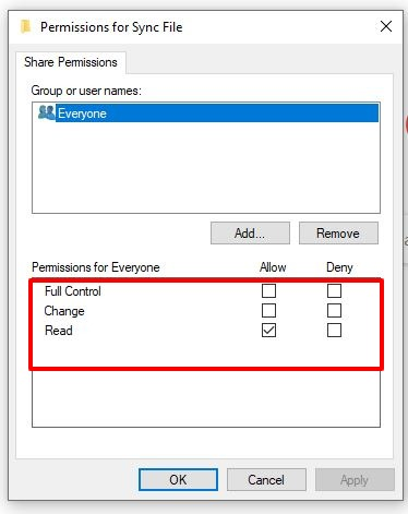 set-required-permissions