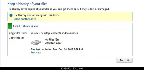symptoms-of-file-history-doesnot-recognize-the-drive-1