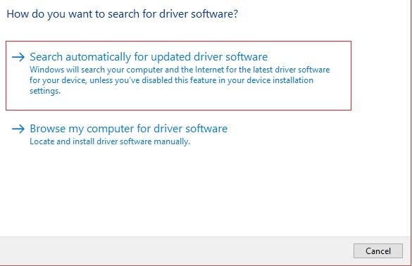 update drivers 3