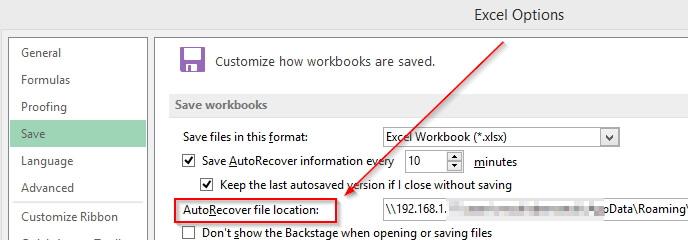 Word-Dokumente automatisch wiederherstellen