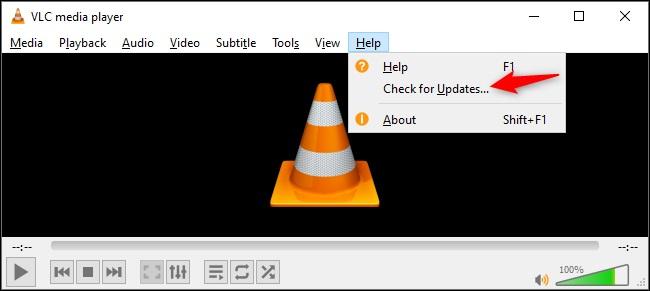 Update VLC Media Player