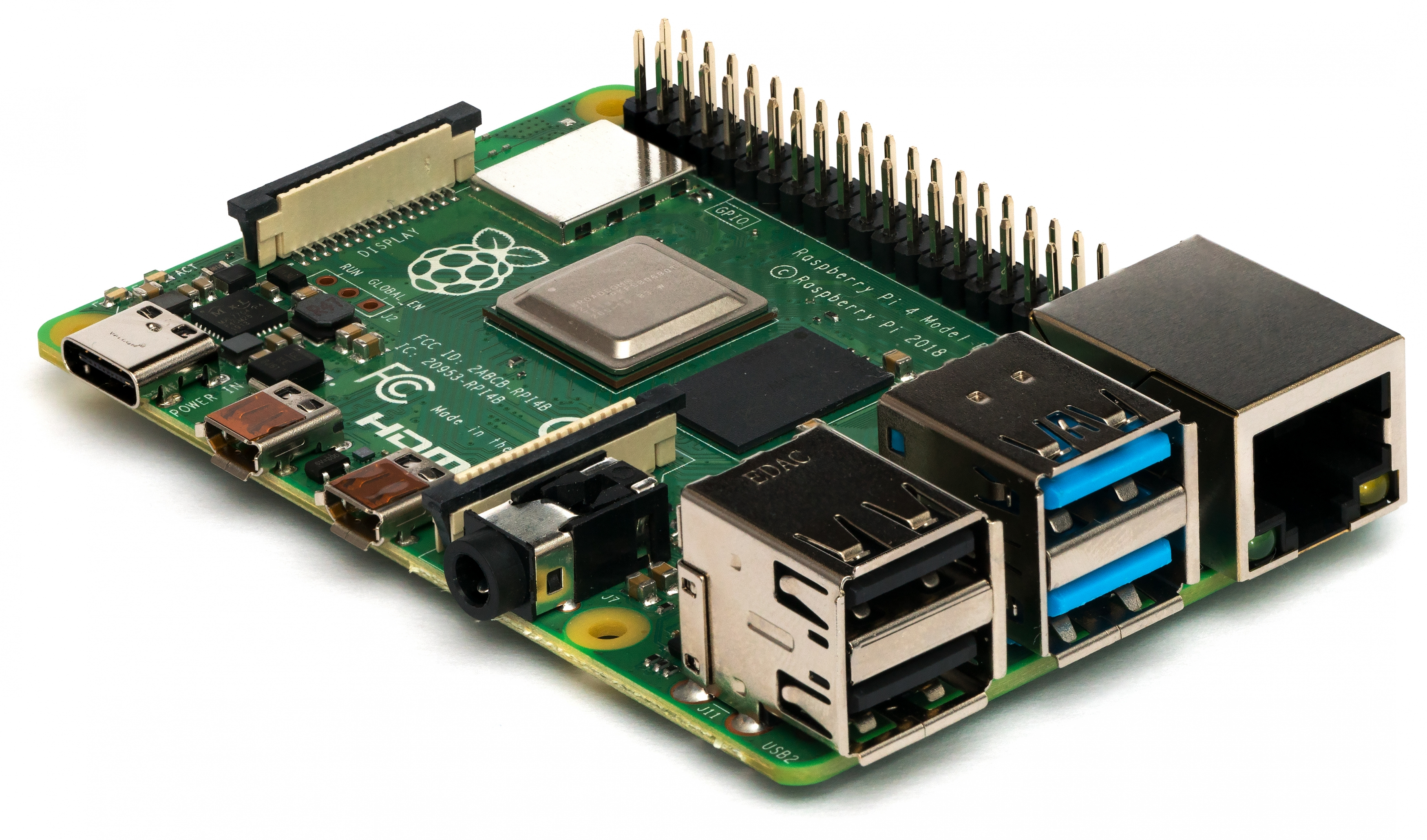 Raspberry SD cards