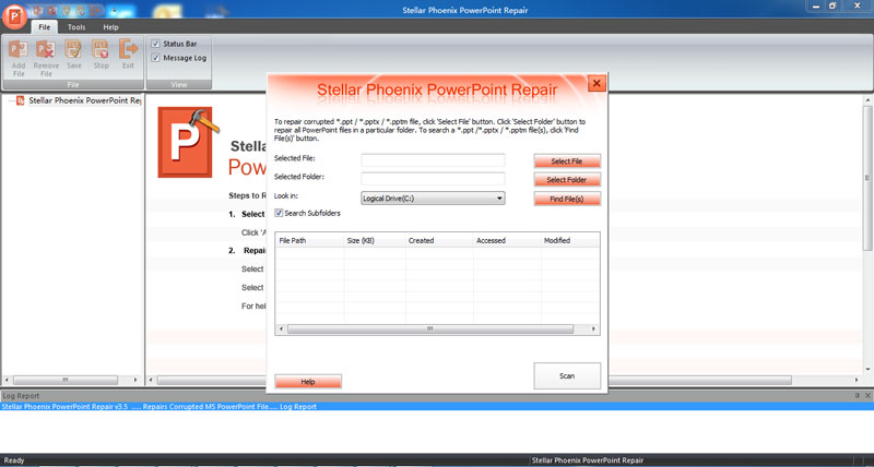 How to Repair a Corrupt MS PowerPoint File
