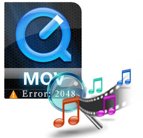 Fix QuickTime Error 2048