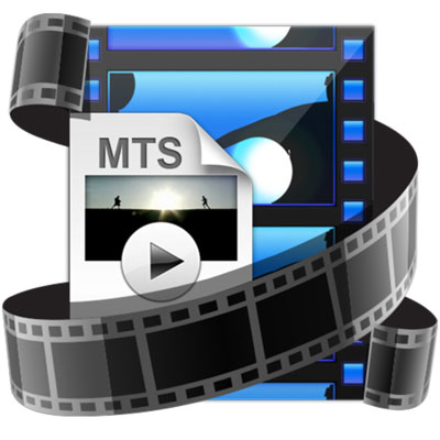 MTS video file