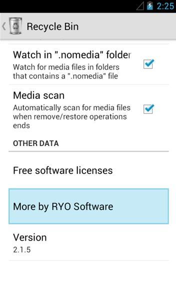 dumpster image video restore