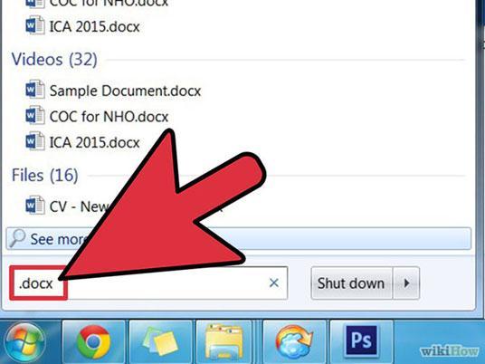 5 Métodos para Recuperar Documentos Word Excluídos