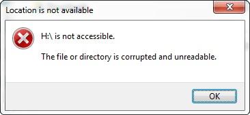e possivel restaurar os meus arquivos corrompidos