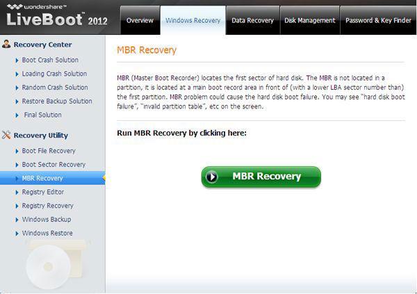 Como Corrigir o Erro MBR 1, Erro MBR 2 ou Erro MBR 3
