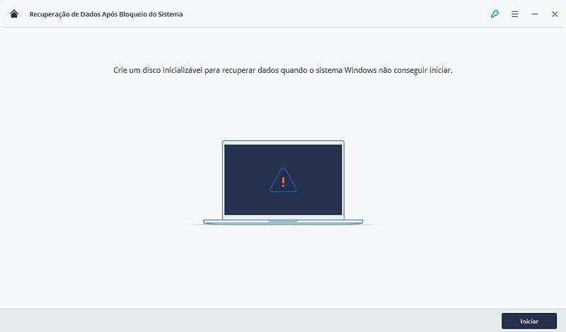 Como Reparar o Erro do Ecrã Azul 0x00000109