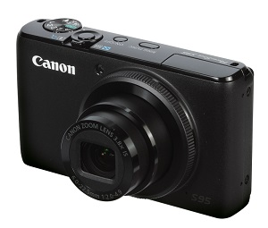 recover deleted photos from Canon Powershot S95