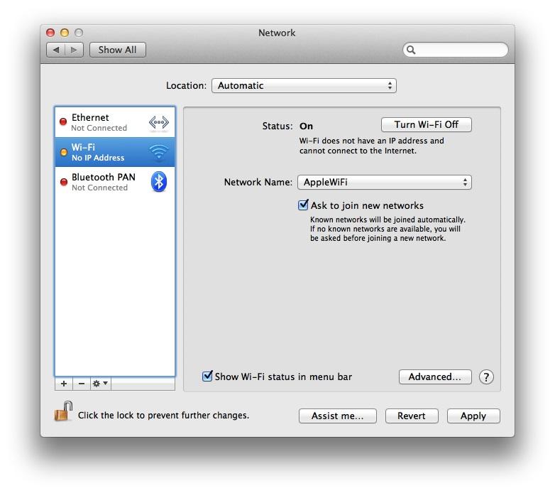 no se puede conectar la tienda de aplicaciones mac-5