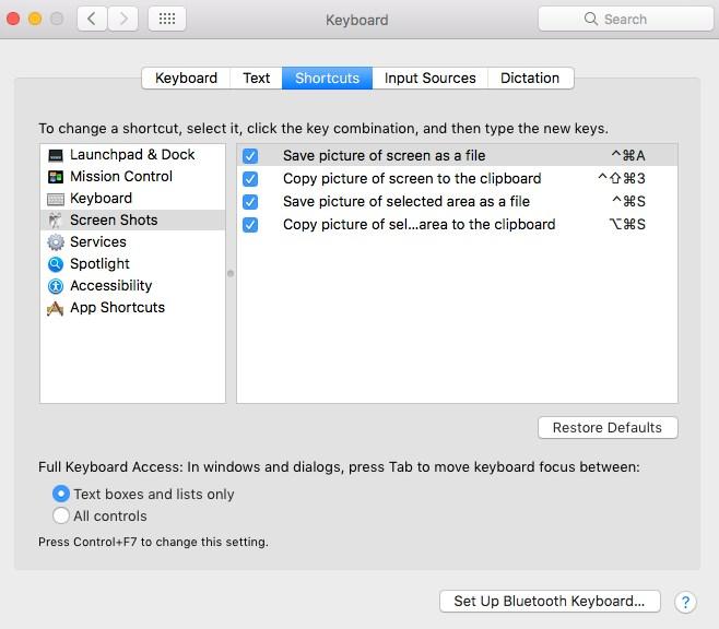 check-keyboard-shortcuts